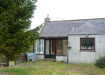 Thumbnail 3 bed cottage to rent in Dufftown, Keith
