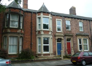 Thumbnail 4 bed terraced house to rent in Aglionby Street, Carlisle