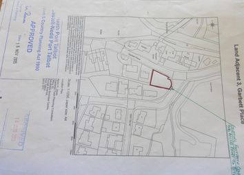 Thumbnail Land for sale in Nant Celyn, Crynant, Neath