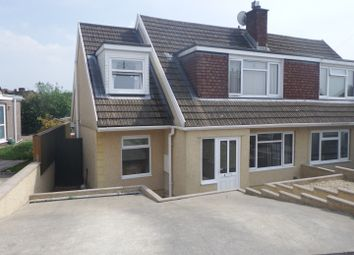 Thumbnail 4 bed semi-detached house for sale in 33 Howells Road, Dunvant, Swansea
