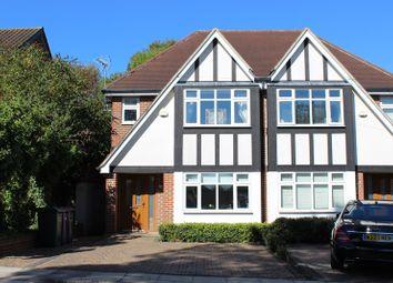 Thumbnail 5 bedroom semi-detached house for sale in Prospect Road, New Barnet, Barnet