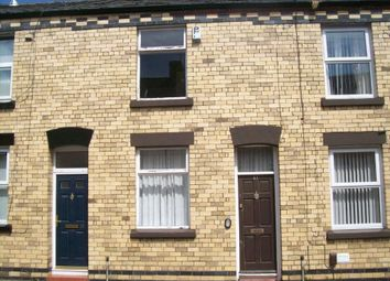 Thumbnail 2 bed terraced house for sale in Toxteth Grove, Liverpool, Merseyside