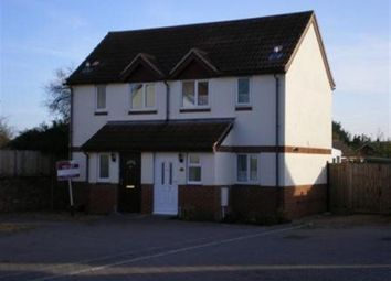 Thumbnail 2 bed semi-detached house to rent in Loxleigh Gardens, Bridgwater