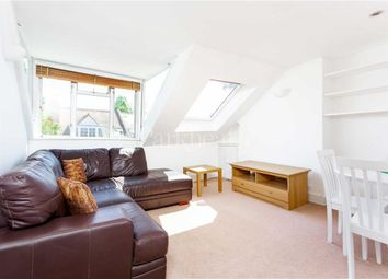 Thumbnail 1 bed flat to rent in Dennington Park Road, West Hampstead, London
