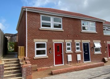 Thumbnail 2 bed end terrace house for sale in Dursley Road, Trowbridge