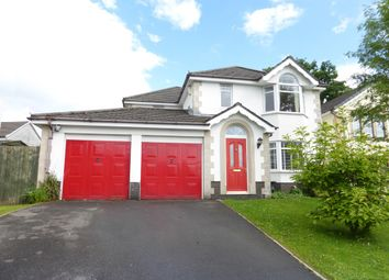 Thumbnail 4 bed detached house for sale in Ty'n-Y-Coedcae, Waterloo, Caerphilly
