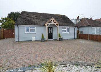 Thumbnail 3 bed detached bungalow for sale in Frinton Road Kirby Cross, Frinton-On-Sea