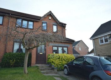 Thumbnail 3 bed semi-detached house for sale in Thistledown Road, Horsford, Norwich