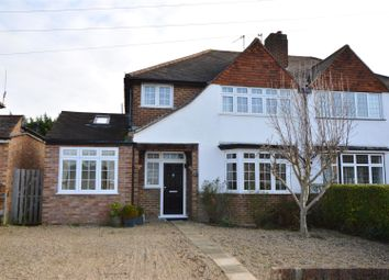 Thumbnail 4 bedroom semi-detached house for sale in Mayfair Avenue, Worcester Park