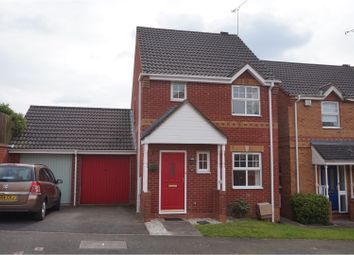 Thumbnail 3 bed link-detached house for sale in Appletree Lane, Redditch