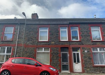Thumbnail 2 bed terraced house for sale in Ilan Road, Abertridwr, Caerphilly