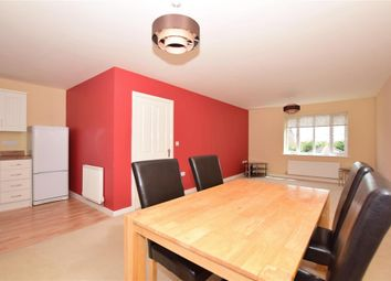 Thumbnail 2 bed flat for sale in The Chimes, Hoo, Rochester, Kent