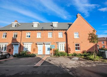 Thumbnail 3 bed town house for sale in Crowson Drive, Quorn, Leicestershire