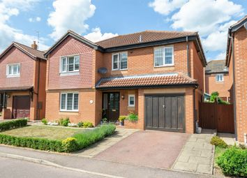 Thumbnail 4 bedroom detached house for sale in The Lawn, Fakenham