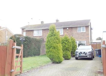 Thumbnail 4 bed semi-detached house for sale in Chance Meadow, Guston, Dover, Kent