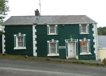 Thumbnail 4 bed cottage for sale in Delfryn, Llanarth, Ceredigion