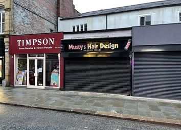 Thumbnail Retail premises for sale in 14 Commercial Street, Halifax, West Yorkshire