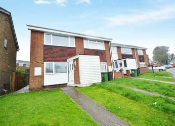Thumbnail 2 bedroom terraced house for sale in Larchwood Close, Lordswood, Chatham