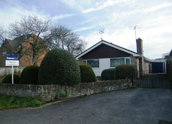Thumbnail 2 bed bungalow for sale in Heatherdell, Chelmsford Road, Upton, Poole