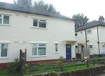 Thumbnail 1 bed maisonette to rent in Cae Lewis, Tongwynlais, Cardiff