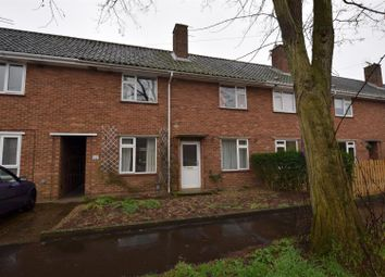 Thumbnail 3 bedroom terraced house for sale in Buckingham Road, Norwich