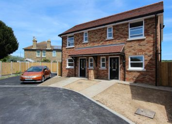 Thumbnail 2 bed semi-detached house for sale in St Crispins Close, Minster