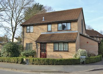 Thumbnail 4 bed detached house for sale in Elm Way, Willingham, Cambridge