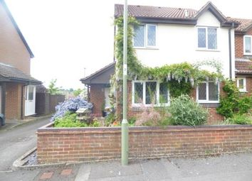 Thumbnail 1 bed end terrace house for sale in Midas Close, Waterlooville