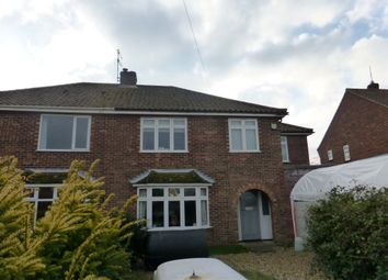 Thumbnail 3 bedroom semi-detached house for sale in Woodland Drive, Old Catton, Norwich