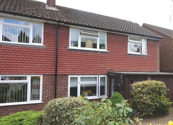 Thumbnail 3 bed semi-detached house to rent in Valley Walk, Croxley Green, Watford