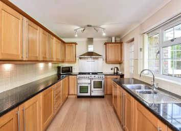 Thumbnail 4 bed bungalow for sale in Mytchett, Camberley