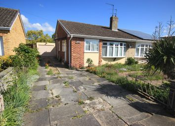 Thumbnail 2 bed semi-detached bungalow for sale in Amberley Rise, Skellow, Doncaster