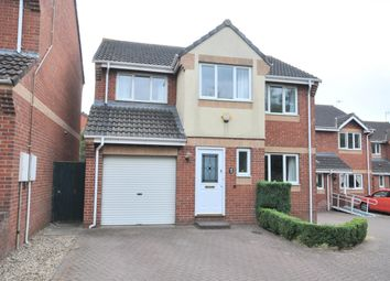 Thumbnail 4 bed detached house for sale in Arrowsmith Drive, Stonehouse