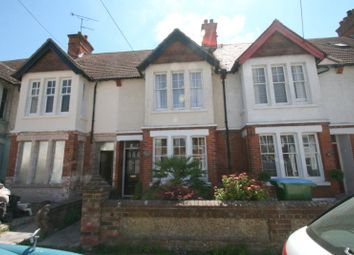 Thumbnail 4 bed terraced house to rent in East Ham Road, Littlehampton