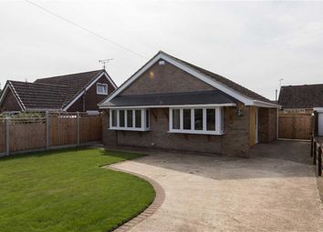 Thumbnail 2 bed bungalow for sale in Orchard Drive, Burton-Upon-Stather, Scunthorpe