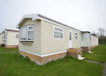 Thumbnail 1 bedroom mobile/park home for sale in Meadow View Park, St. Osyth Road, Little Clacton, Clacton-On-Sea