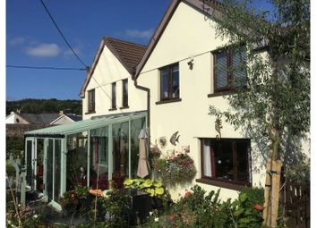 Thumbnail 4 bed detached house for sale in Zion Hill, Pontypool