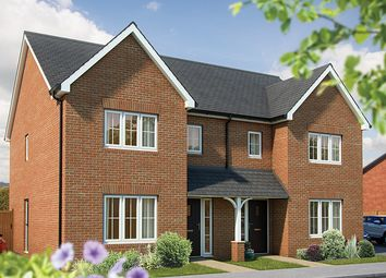 "3 bed semi-detached house for sale in ""The Cypress II"" at London Road, Norman Cross, Peterborough PE7"