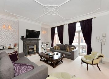 Thumbnail 4 bed flat to rent in Finchley Road, London NW3,