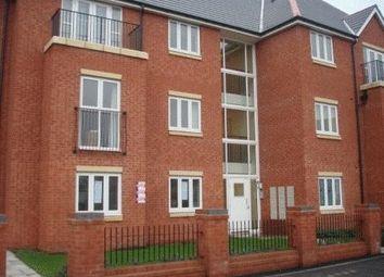Thumbnail 2 bed flat to rent in Ardgowan Grove, Wolverhampton
