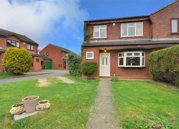 Thumbnail 3 bed semi-detached house for sale in Kingfisher Close, Worcester