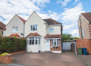 Thumbnail 3 bed semi-detached house for sale in Northumberland Road, North Harrow, Middlesex