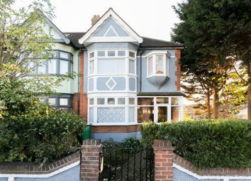 Thumbnail 3 bed end terrace house for sale in Forest Road, Walthamstow