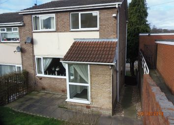 Thumbnail 3 bed semi-detached house to rent in Kendal Crescent, Connisborough