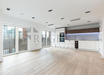 Thumbnail 1 bed flat for sale in Exchange Gardens, London