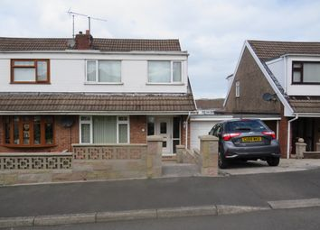 Thumbnail 3 bed semi-detached house for sale in Pemberton Park, Llanelli