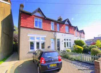 Thumbnail 2 bed semi-detached house for sale in Oaks Road, Stanwell Village
