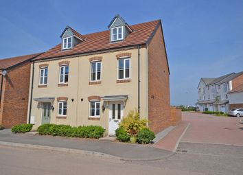 Thumbnail 3 bed semi-detached house for sale in Spacious Modern House, Lysaght Avenue, Newport