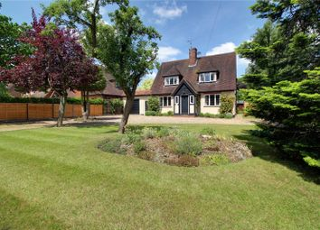 Thumbnail 4 bed detached house for sale in Copse Mead, Woodley, Reading, Berkshire
