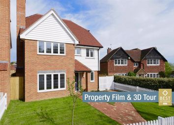 Thumbnail 4 bedroom detached house for sale in Boreham Street, Hailsham